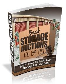 Best Storage Auction Book